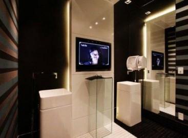 Casa Cor 2011 – Banheiro Público Masculino