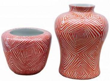 Porcelanas estampadas