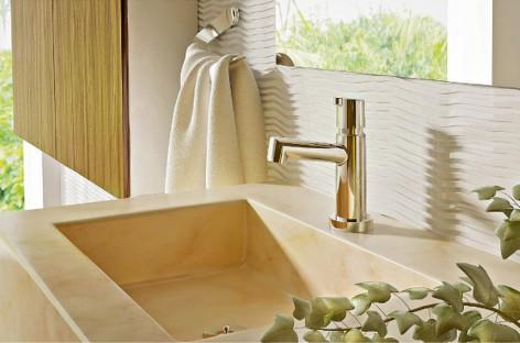 Banheiro: louças e metais