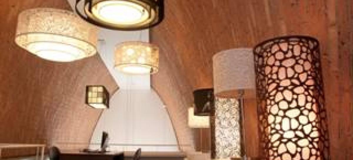 Iluminação com Design Premiado