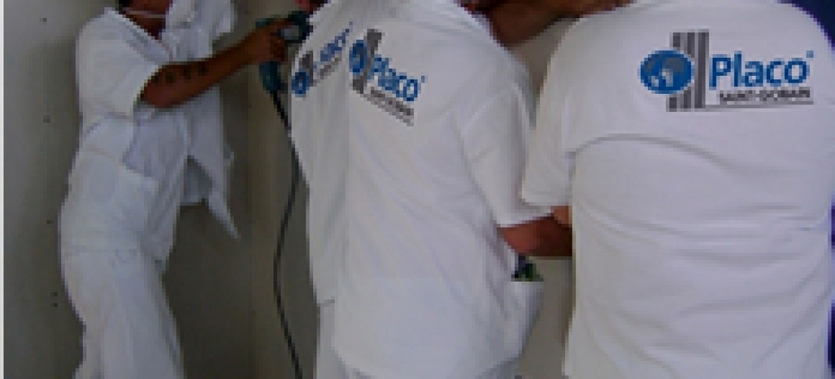 Curso profissionalizante em Drywall