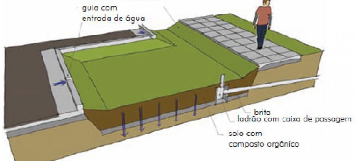 Sistema de aproveitamento de aguas pluviais para fins não potaveis de edificações 3