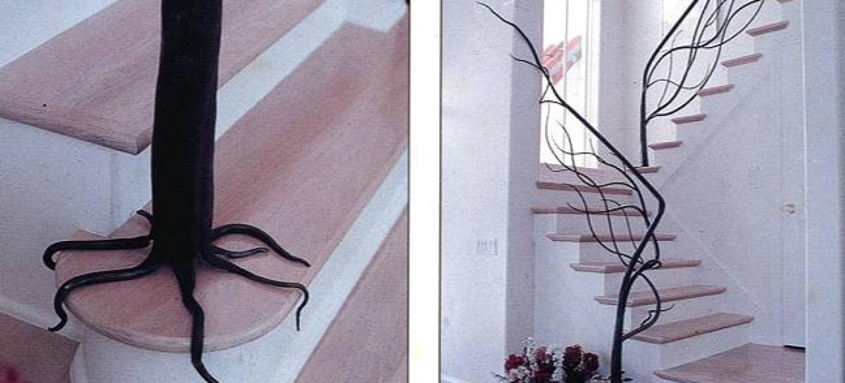 Design inspirado nas árvores