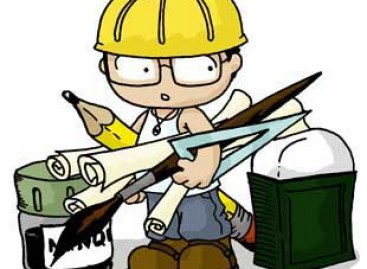 Oficina para o setor da construção civil