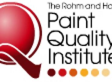 Paint Quality Institute: tintas de qualidade