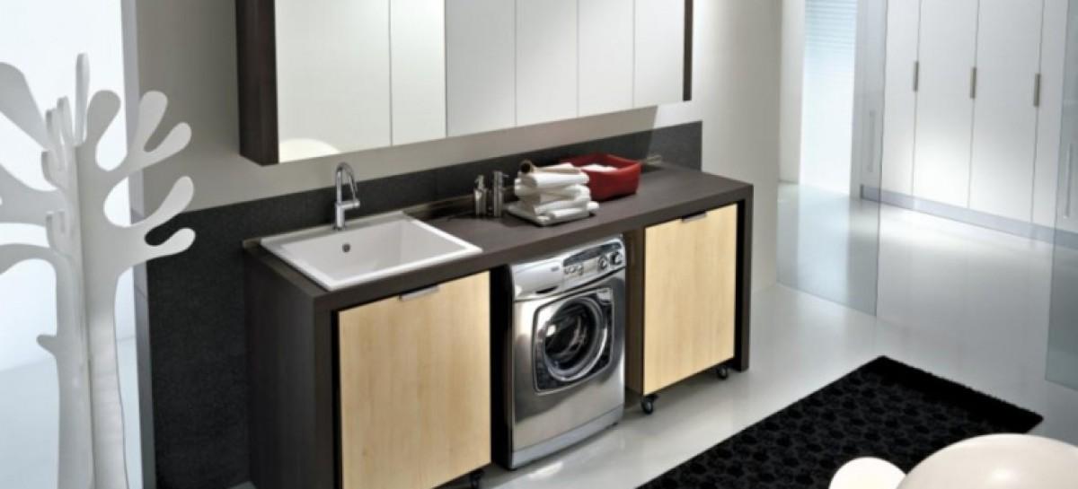 Idéias para renovar a lavanderia