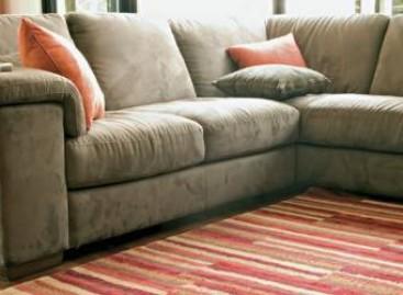 Decoração com listras: tapetes