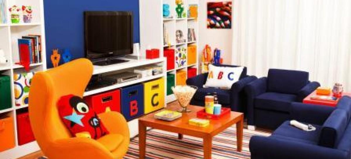 Móveis e acessórios para crianças