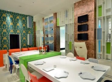 Lounge Todeschini na Casa Cor RS
