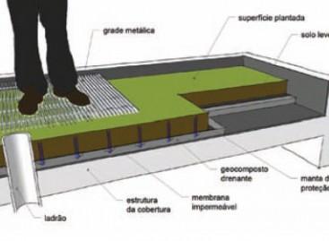 Infra-estrutura Verde: Teto Verde