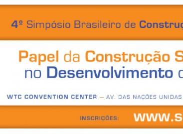 Simpósio de Construção Sustentável recebe especialistas internacionais
