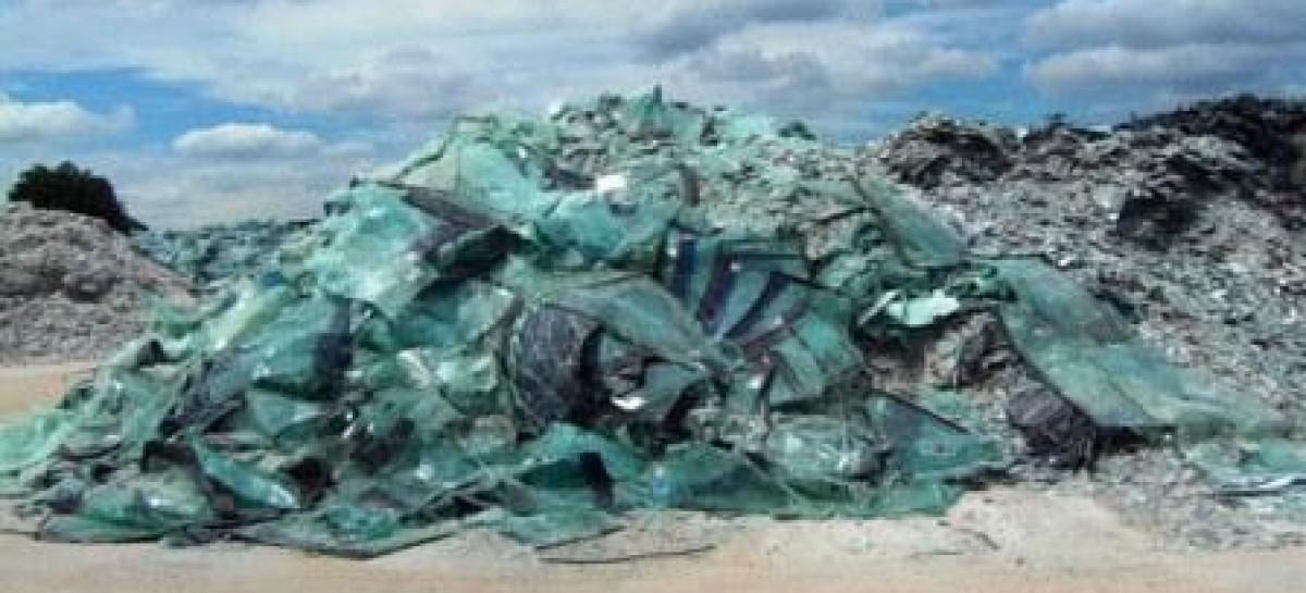 A importância da reciclagem do vidro