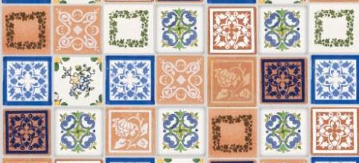 Cerâmica decorada