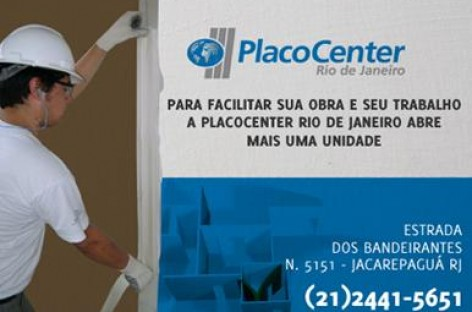 Showroom de drywall no RJ