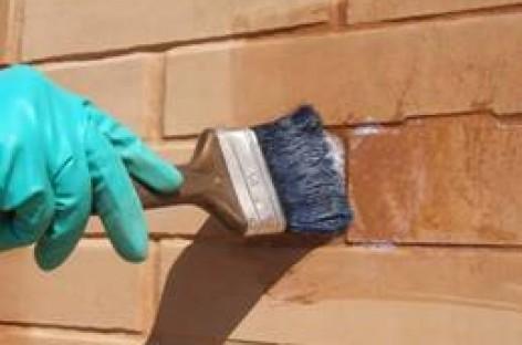 Resina à base d'água para pisos e fachadas