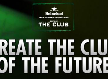 Inscrições abertas para o Heineken Open Design Explorations