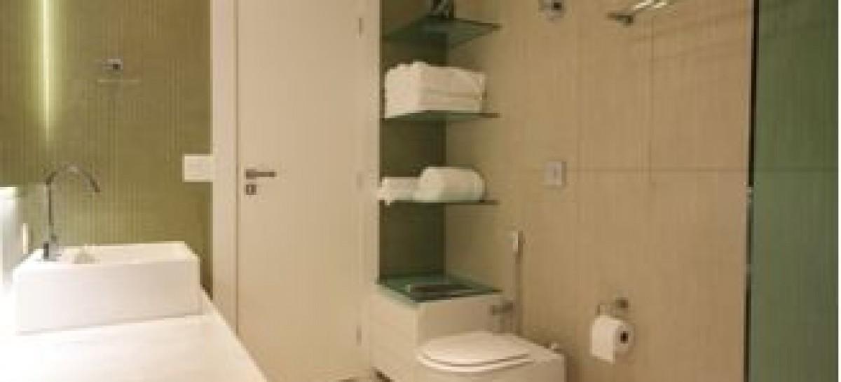 Banheiro projetado para crianças  Reforma Fácil -> Banheiro Pequeno Projetado