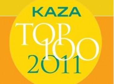 Prêmio TOP 100 KAZA