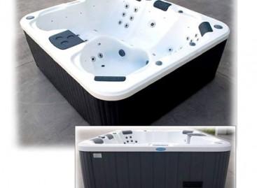 Banheiras para a família