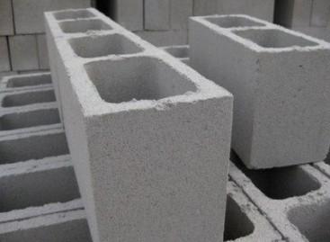Selo ABCP para bloco de concreto