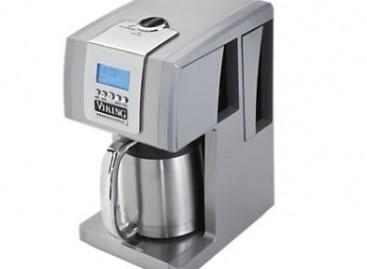Cafeteira de aço inox
