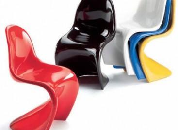Clássicos do design: Cadeira Panton
