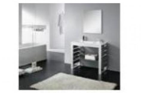 Nova linha de aparadores para banheiros