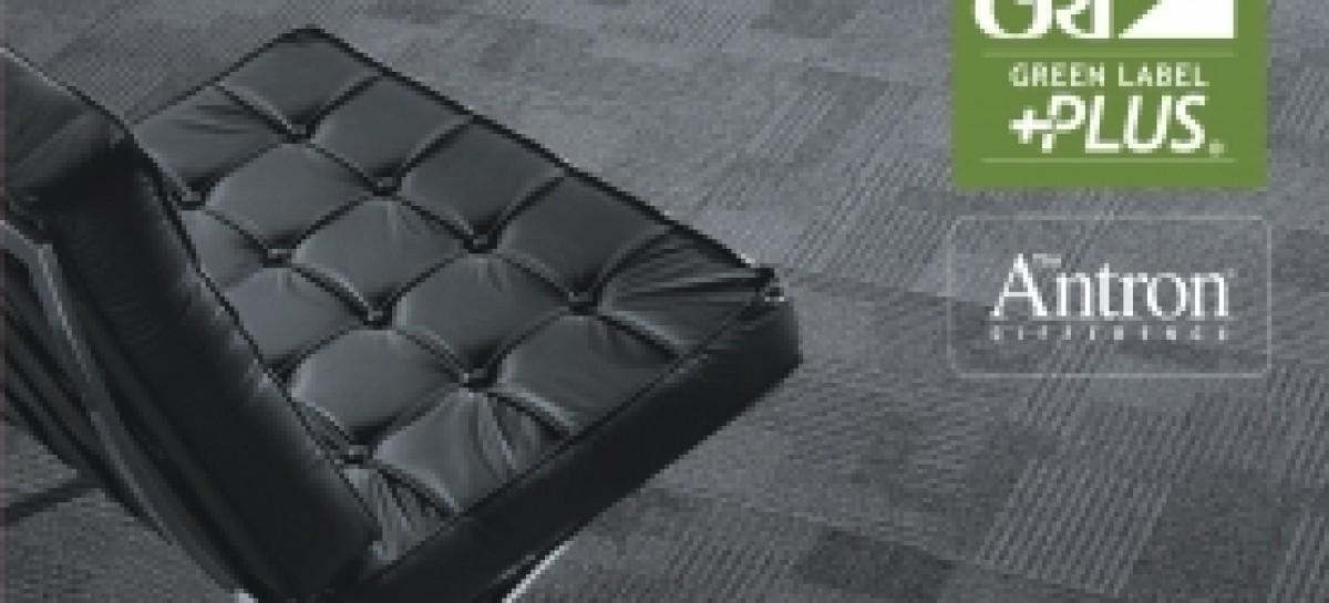 Carpetes para espaços comerciais