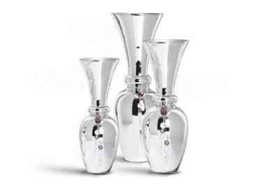 Vasos espelhados