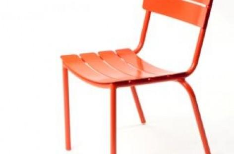 Cadeira ultracolorida