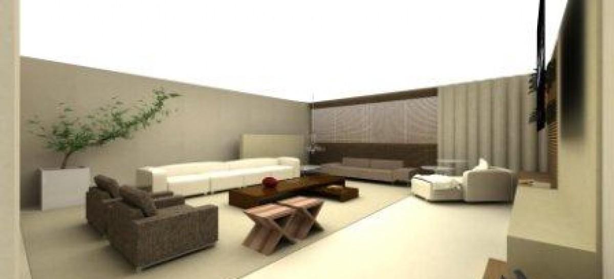 Preparativos da Casa Cor Minas 2011
