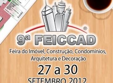 9º FEICCAD: Feira do Imóvel, Construção, Condomínios, Arquitetura e Decoração