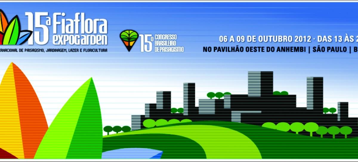 15ª Fiaflora Expogarden