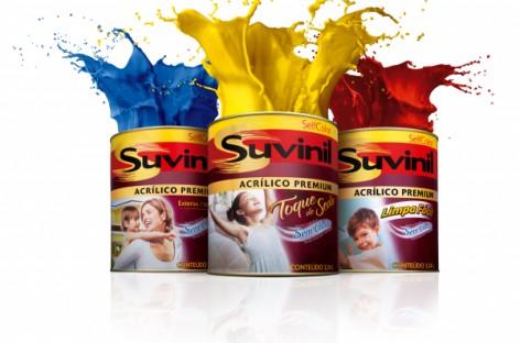 Prêmio Top Anamaco 2012 – Suvinil conquista primeira posição em três segmentos