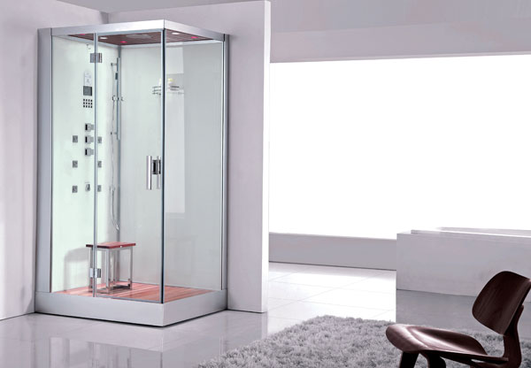 Cabine de Banho EGO Bianco da Unique SPA