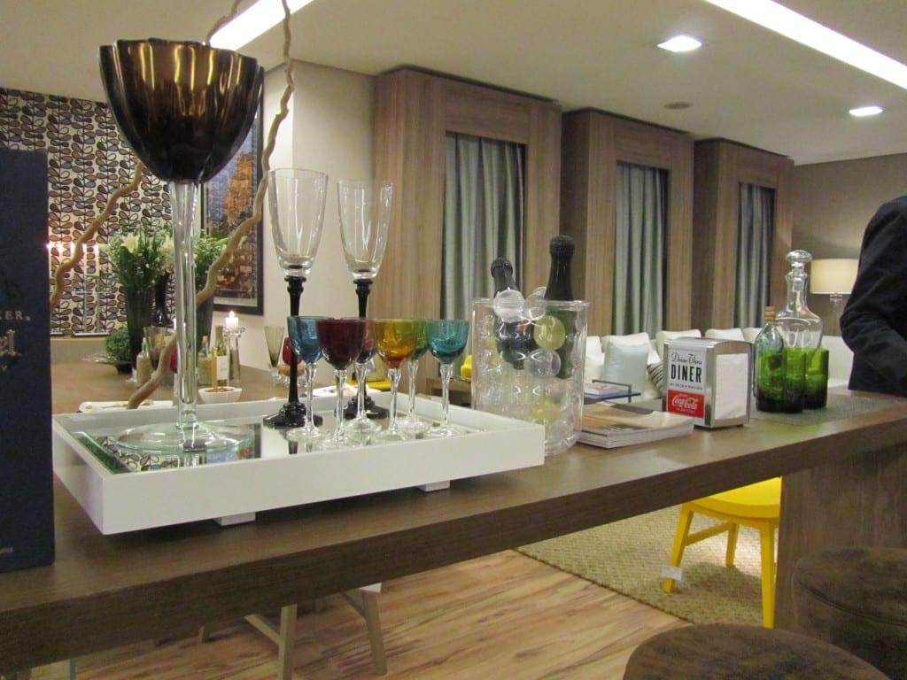 Mostra reúne trabalhos de profissionais de arquitetura e decoração