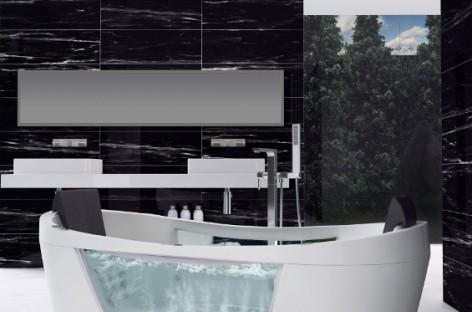 Monte sua própria banheira, SPA ou ofurô e deixe o banheiro do seu jeito