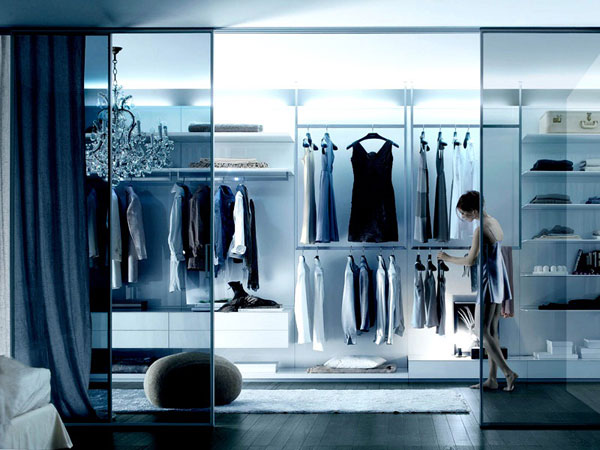 Closet Abacus - Rimadesio