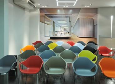 Cadeiras modernas e originais que combinam com diversos ambientes. Confira!