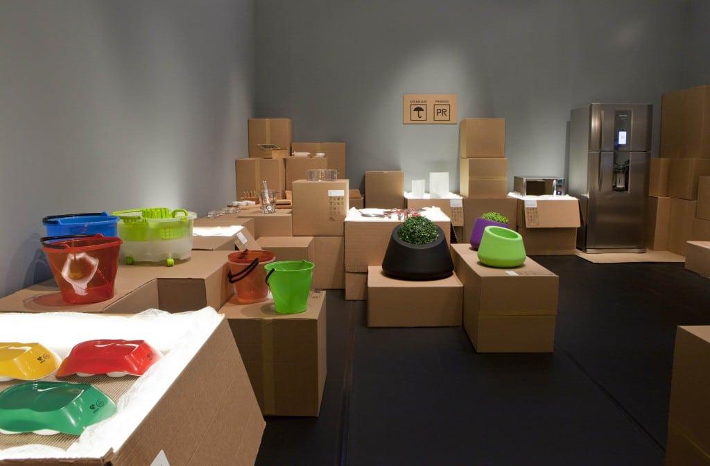 Prêmio design expografia - 25º Prêmio Design MCB - 2011 (Foto: Mariana Chama)
