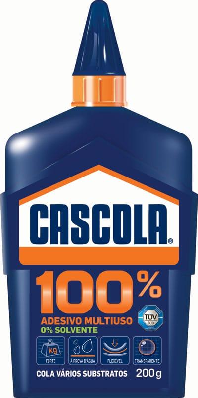 Cascola 100% Adesivo Multiuso
