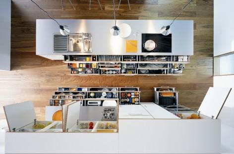 Que tal uma cozinha com design e tecnologia do futuro? Confira as novidades!