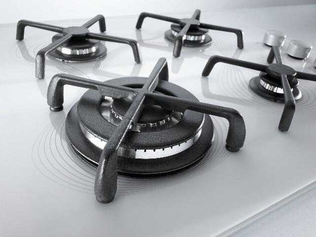 Cooktop a gás Gorenje designed by Karim Rashid