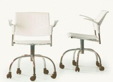 Cadeiras para deixar o home-office mais elegante. Confira!