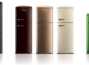 Refrigerador retrô, para deixar sua cozinha estilosa. Confira!