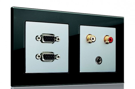 Conectores multimídia: reduza o número de cabos e deixe o ambiente mais limpo