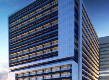 Construtora lança complexo multiuso de hotel, salas comerciais e mix de lojas