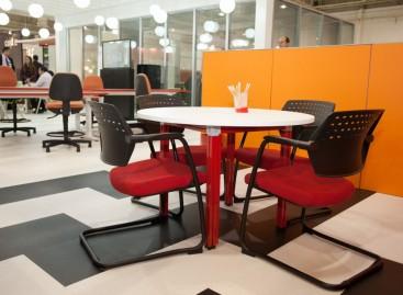 Ambientes corporativos: a aplicação de cores pode causar estímulos favoráveis