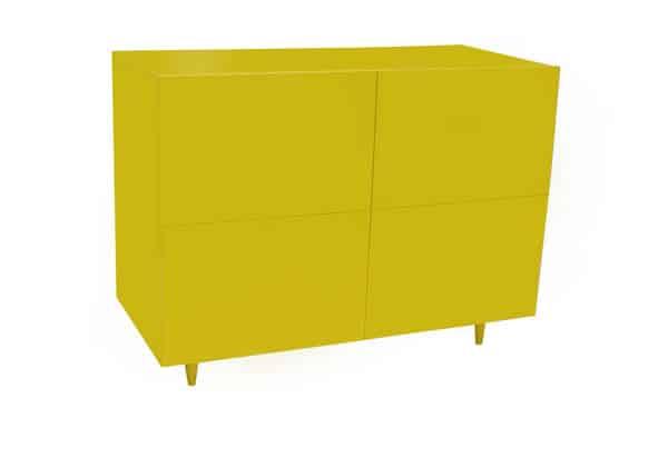 Buffet Retrô - Girona Design