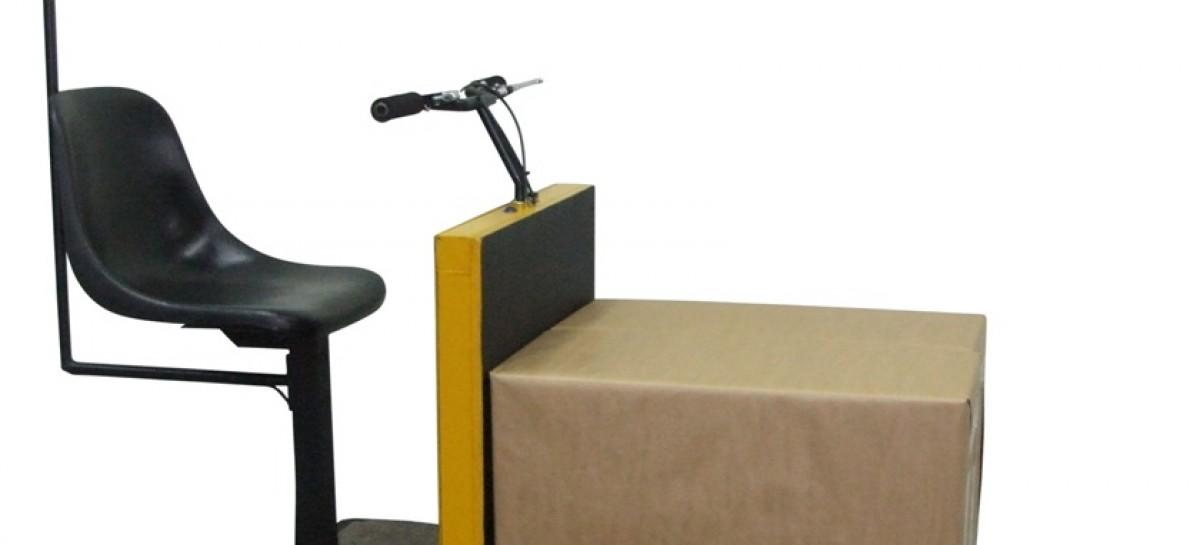 Carrinho com plataforma permite agilidade e praticidade na movimentação de cargas